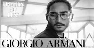 Collezione occhiali Armani