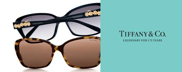 collezione occhiali tiffany